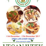Vegan Week PosterTWO