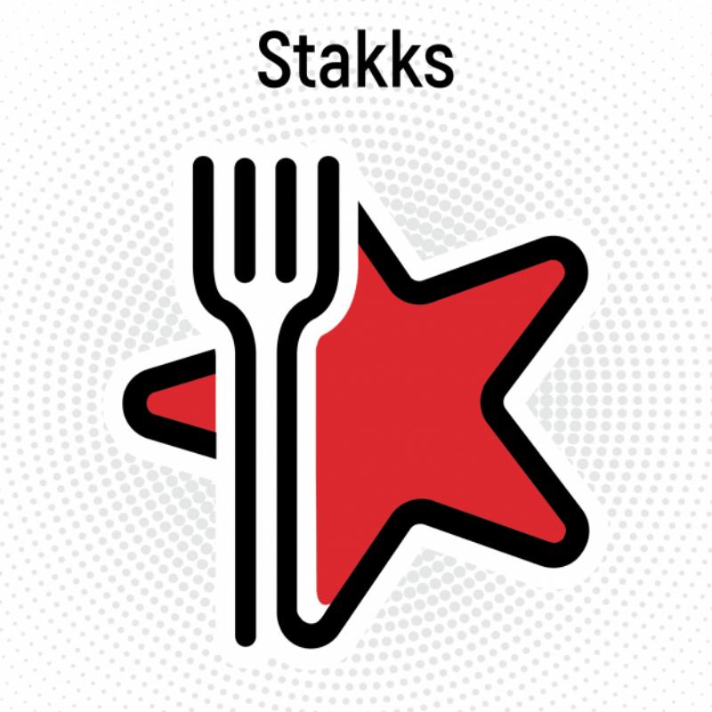 STAKKS Recommended on Restaurant Guru!