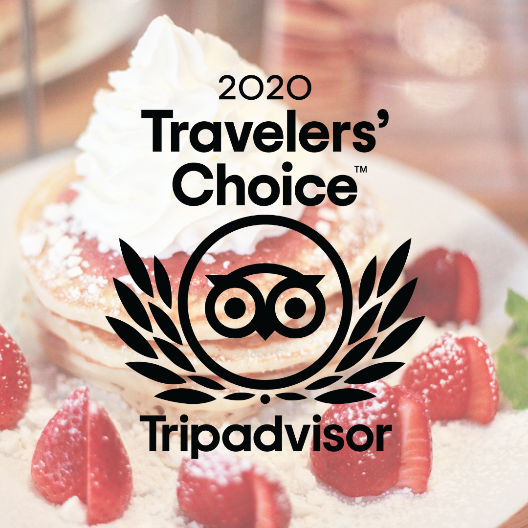 STAKKS Travellers Choice Award 2020