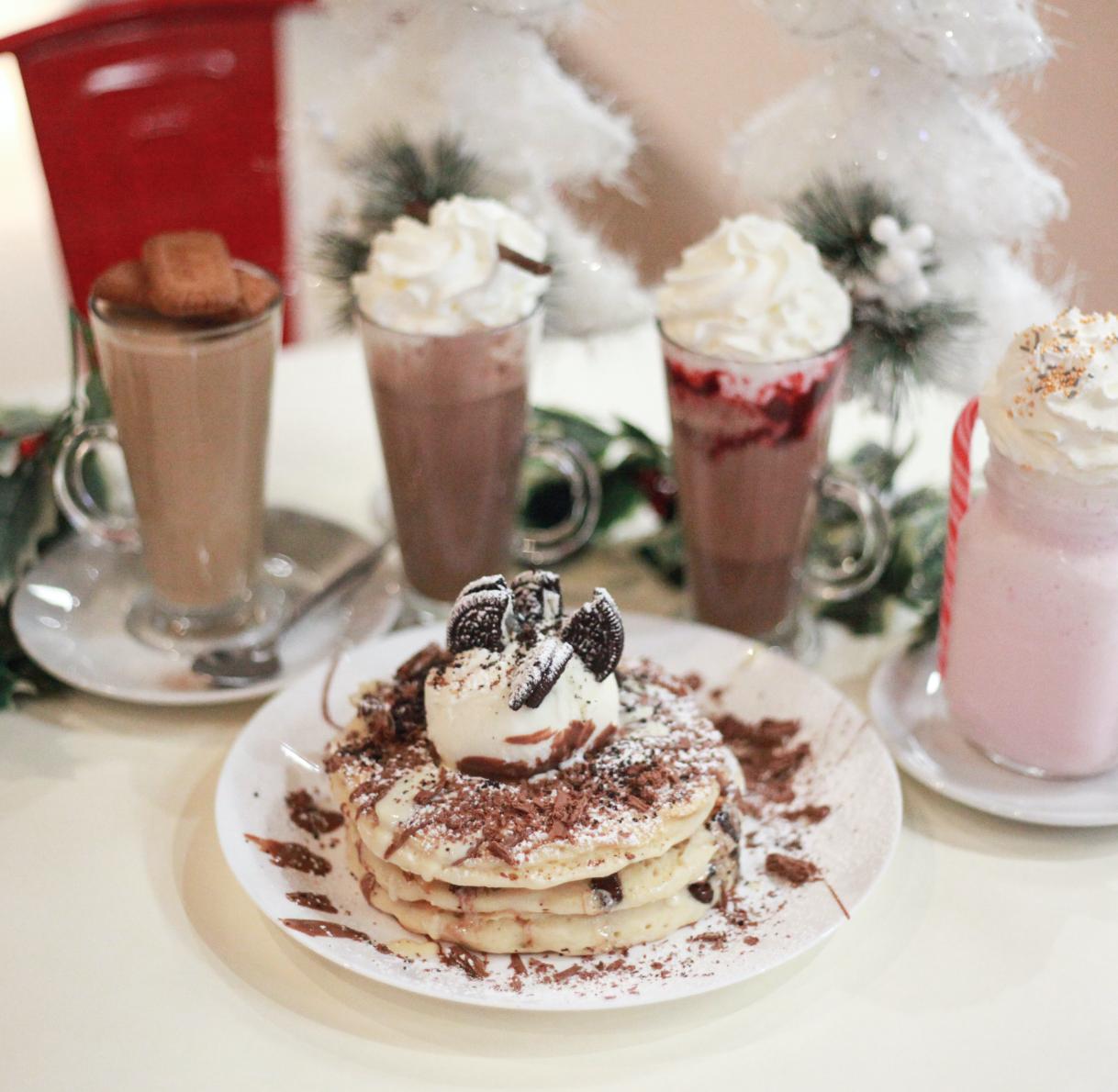 STAKKS december pancakes southampton